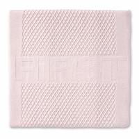 Gebreid deken (roze) - First (My First Collection)
