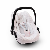 Maxi-Cosi hoes Pebble Pro (roze) - First (My First Collection)