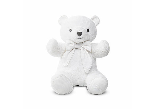 Teddybeer Zoë (wit) - First (My First Collection)