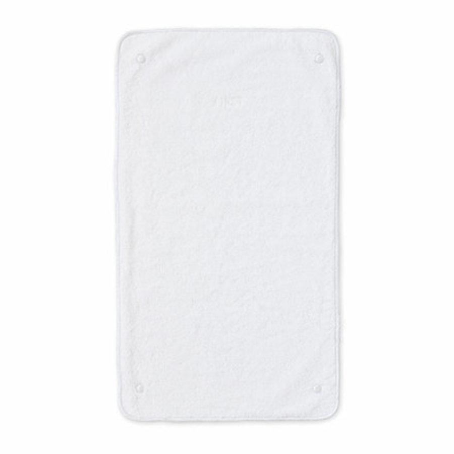 Aankleedkussen doekjes 2x (wit) - First (My First Collection)