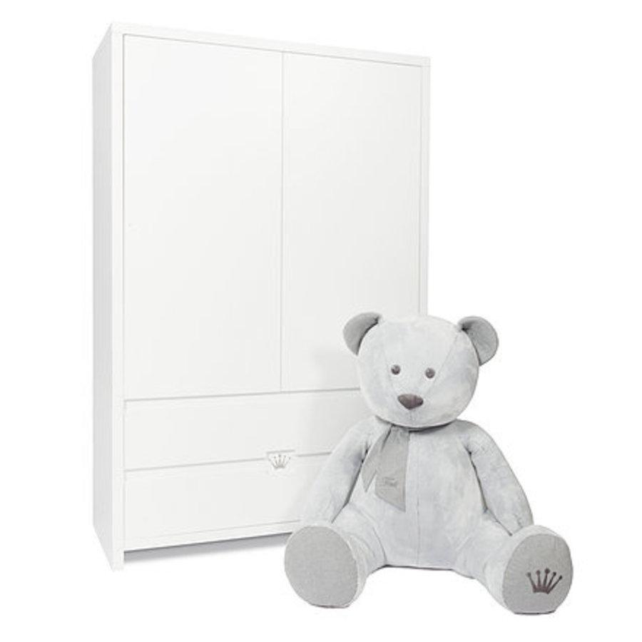 Teddybeer XXL (grijs) - First (My First Collection)