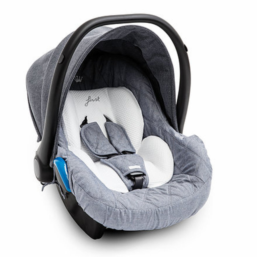 Autostoel E-Lite+ / ISOFIX (Blu Edition) - First (My First Collection)