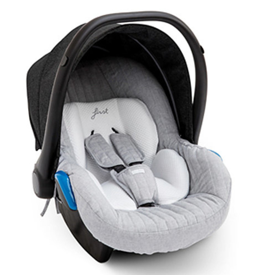 Autostoel E-Lite+ / ISOFIX (Black Edition) - First (My First Collection)