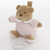 Muziekbeer klein (roze)  - Nanan