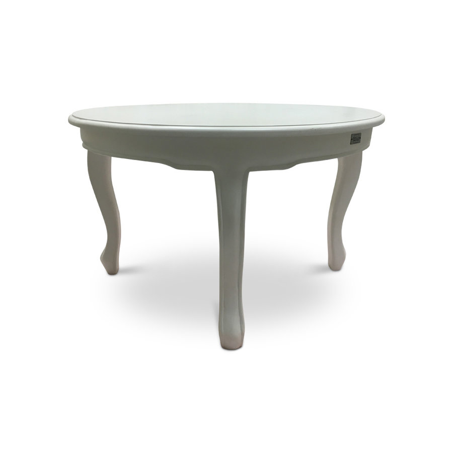 Kindertafel rond (off white) - BACH Furniture