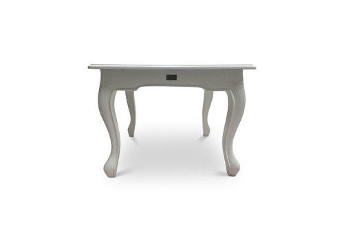 Kindertafel vierkant (off white) - BACH Furniture