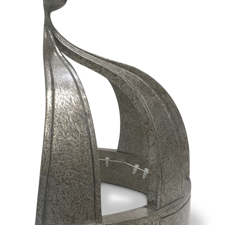 Hemel Kroon (zilver)  - BACH Furniture