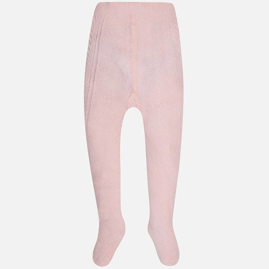 Roze maillot met kant