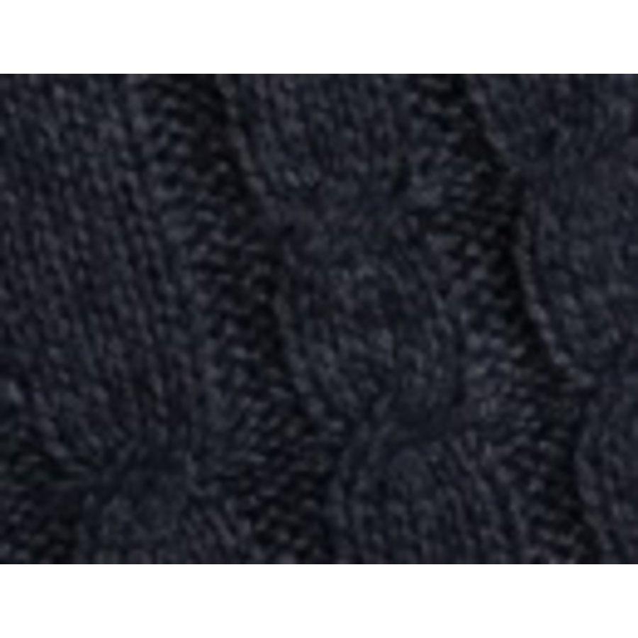 aankleedkussenhoes kabel div kleuren