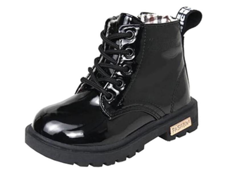 Laarzen Martens (Zwart)