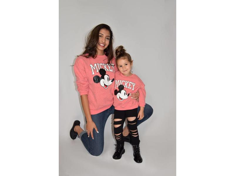 Sweater Mickey Family Set