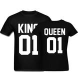 T-shirt King + Queen