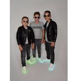 Sneakers Led Light (Zwart)