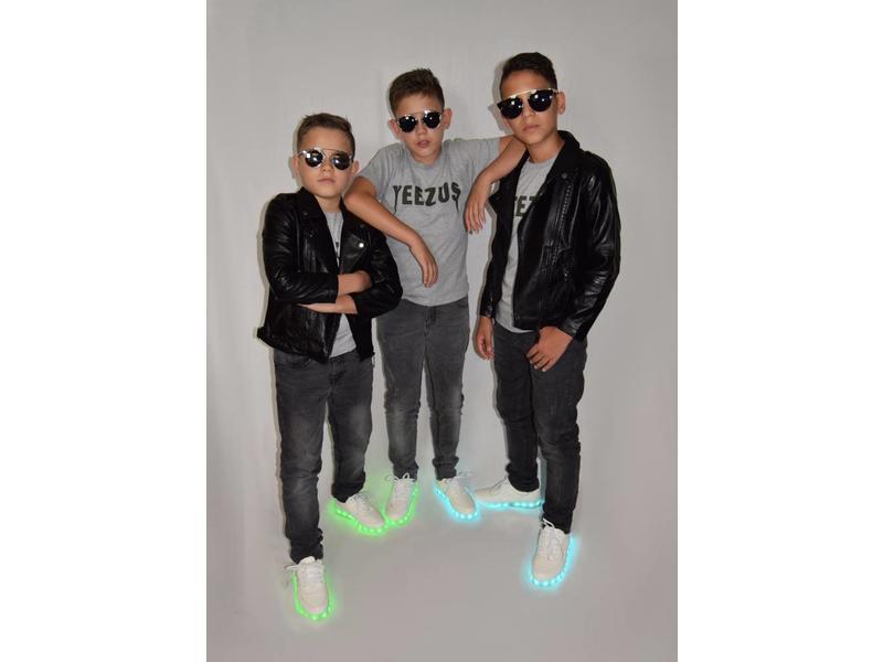 Sneakers Led Light (Black)