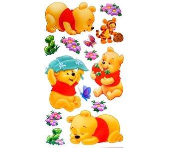 Muur Sticker Winnie de Poeh