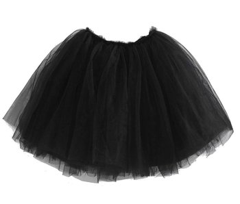 Skirt Tutu (Black)