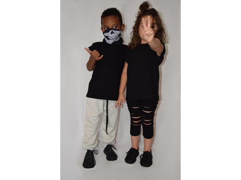 Sneakers Yoran Zwart (Volwassenen)
