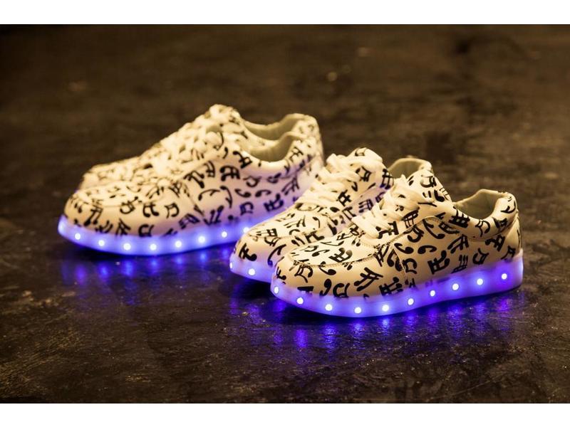 Sneakers Led Light (Music)