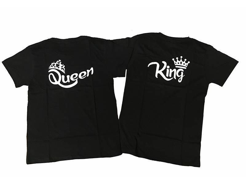 T-shirt Crown King