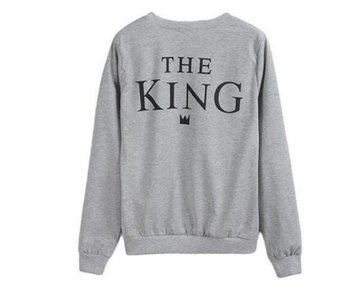 Sweater The King