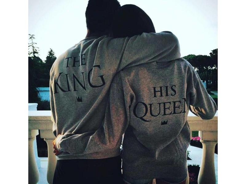 Sweater The King & The Queen