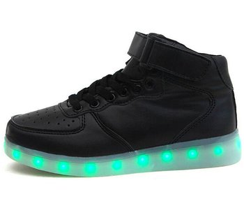 Sneakers Led Light Hoog