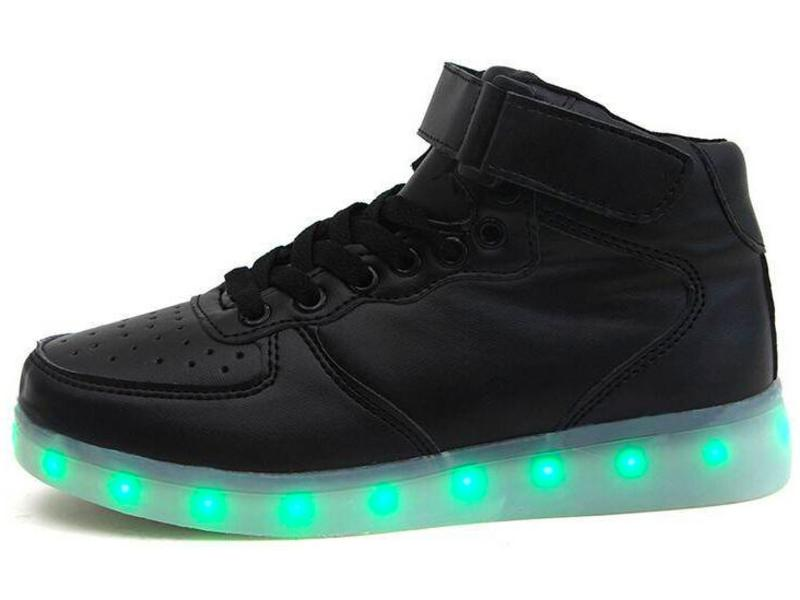 Sneakers Led Light High