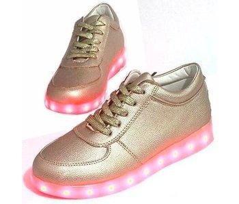 Sneakers Led Light (Goud)