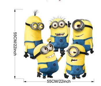 Wall Sticker Minions I