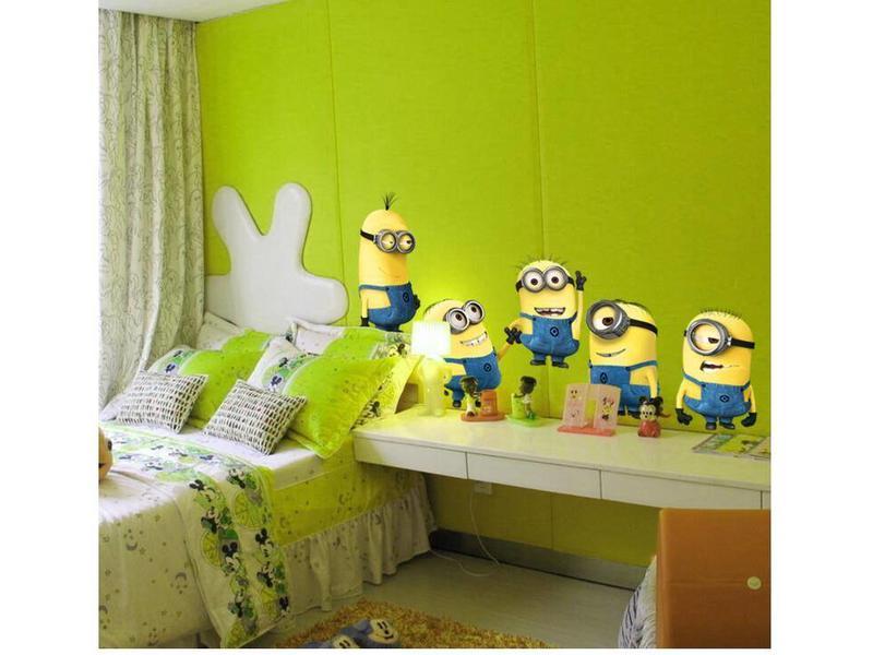 Wall Sticker Minions I