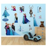 Muur Sticker Frozen I
