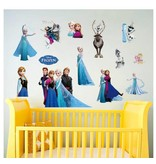 Wall Sticker Frozen I