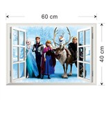 Wall Sticker Frozen II