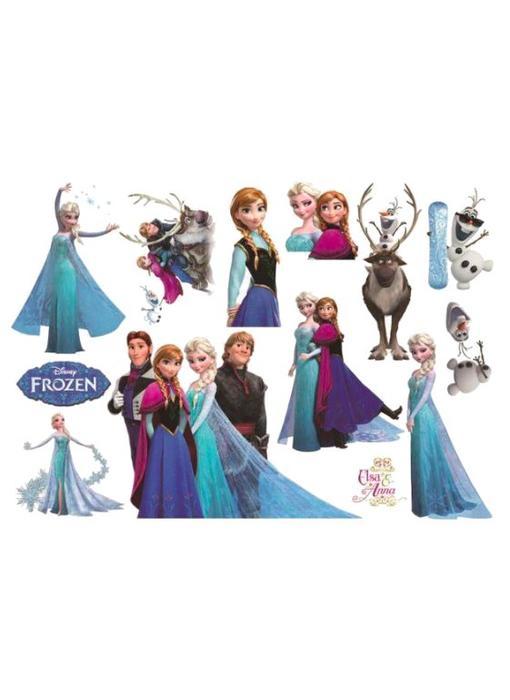 Muur Sticker Frozen I