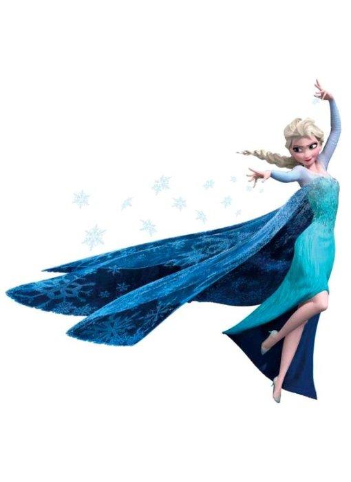 Muur Sticker Elsa