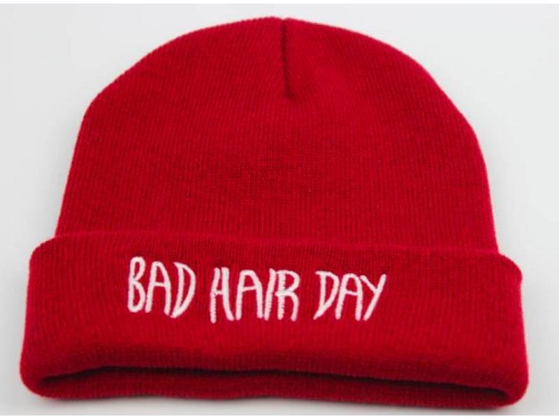 Beanie Bad Hair Day