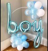 Meisje Ballon