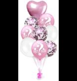 Girl or Boy Ballon 9x
