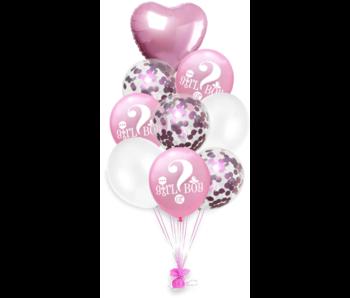 Girl or Boy Ballon 18x