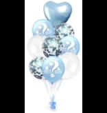 Girl or Boy Balloon 18x