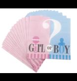 Gender Reveal  Nepkin 16x