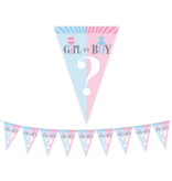 Gender Reveal Vlag 3m