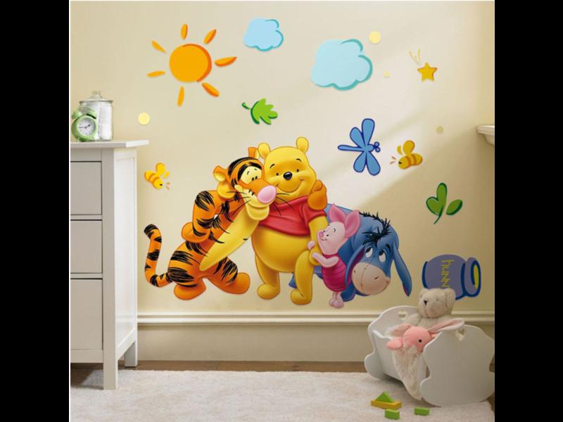 Wall Sticker Winnie The Pooh I