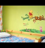 Wall Sticker Winnie The Pooh II