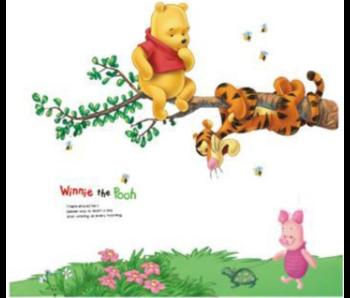 Wall Sticker Winnie de Pooh II