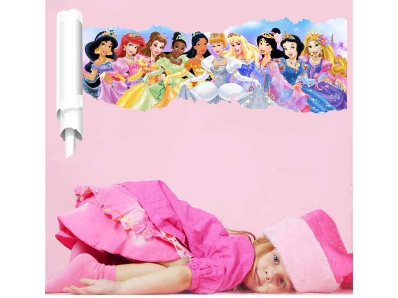 Muur Sticker Prinses