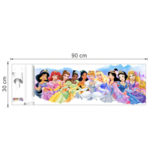 Wall Sticker Princess