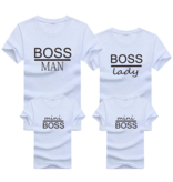 T-shirt  Boss Famile