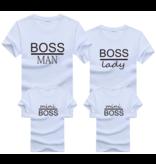 T-shirt  Boss Family