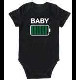T-shirt Batterij Baby